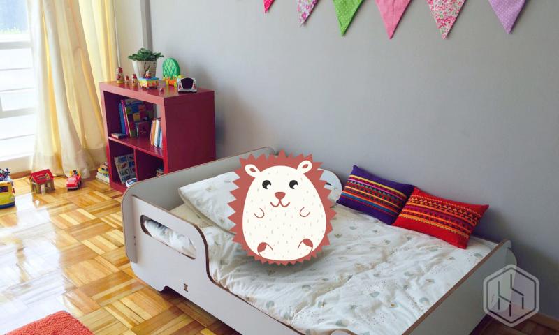 Cama Montessori toddler